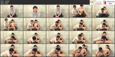 Men's Rush – GT-1369 – ウェア灼けがエロい20歳の体育会系学生KAZUHITOを初テコキ♂ - gt1369